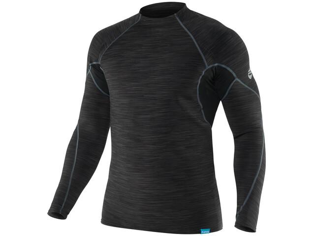 NRS HydroSkin 0.5 T-shirt à manches longues Homme, black